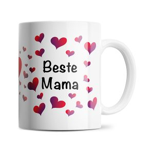 Beste mama mok