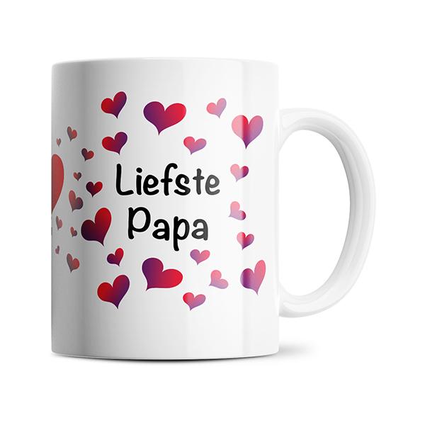 Liefste papa mok