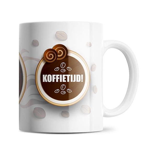 Koffietijd mok