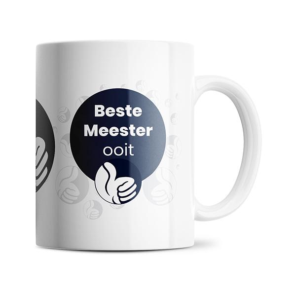Beste meester ooit mok
